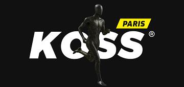 Visuel du cabinet KOSS Paris - Logo des cabinets de kiné du sport et d'ostéopathie du sport KOSS Paris - Kiné paris 15 - Kiné Paris 16 - Kiné Paris 7 - Kiné Paris 8