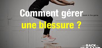 Blessure - KOSS Paris - Cabinet de Kiné du sport et ostéo du sport