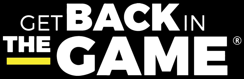 Get back in the game - Slogan des cabinets de kiné du sport et d'ostéopathie du sport KOSS Paris - Kiné paris 15 - Kiné Paris 16 - Kiné Paris 7 - Kiné Paris 8